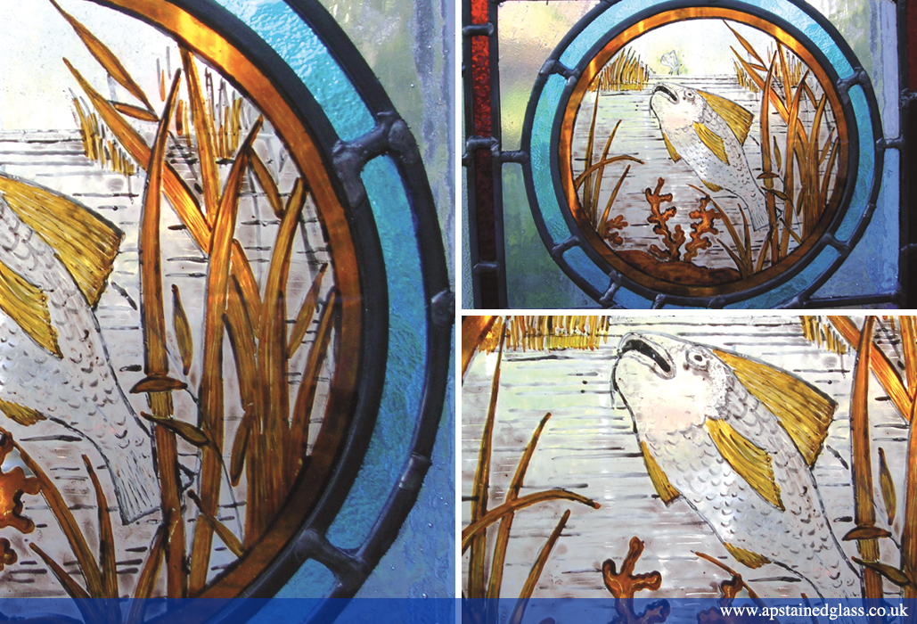 AP Stained Glass Andrew Patch Design and Restoration Pub Windows 1