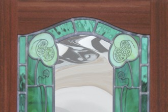 AP Stained Glass Andrew Patch Design and Restoration TB Feature Mirrors