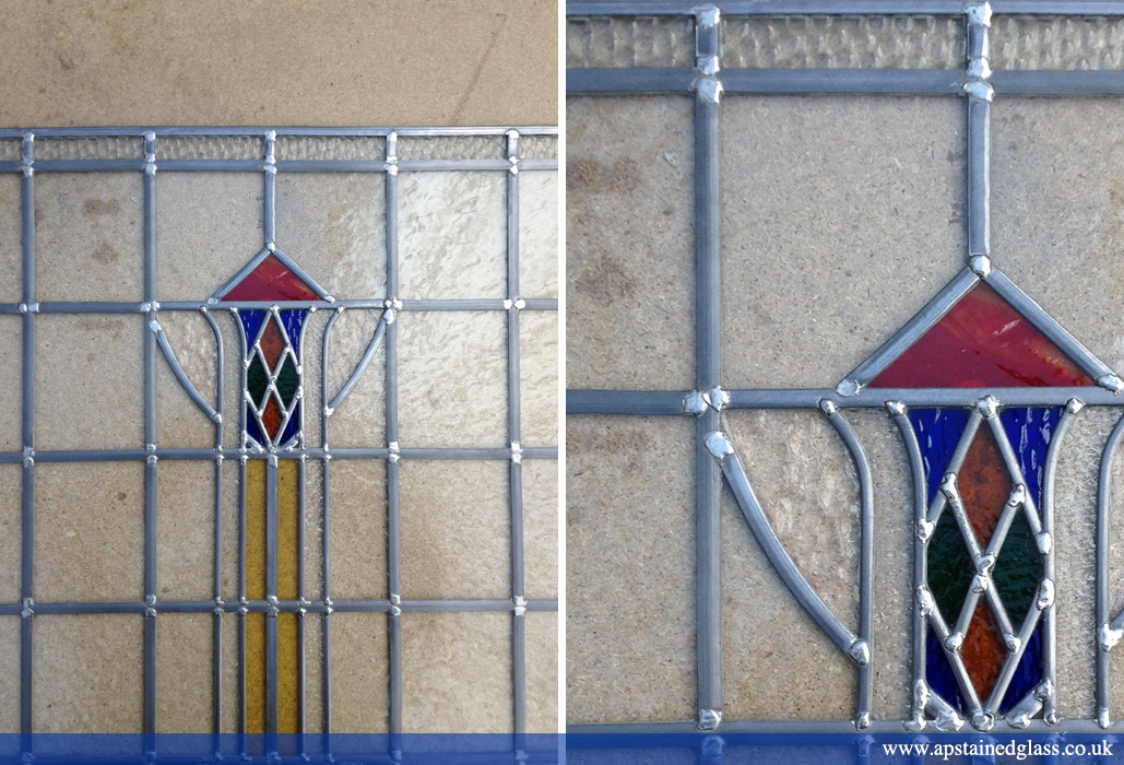 AP Stained Glass Andrew Patch Design and Restoration Double Glazed Stained Glass 1