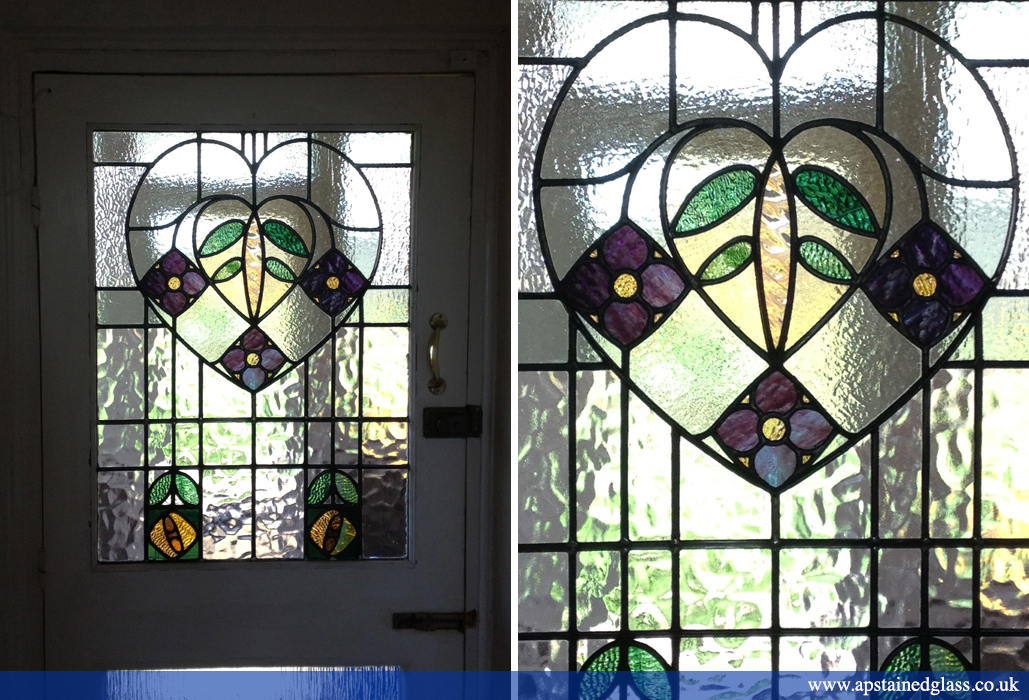 AP Stained Glass Andrew Patch Design and Restoration Resizing Releading 1