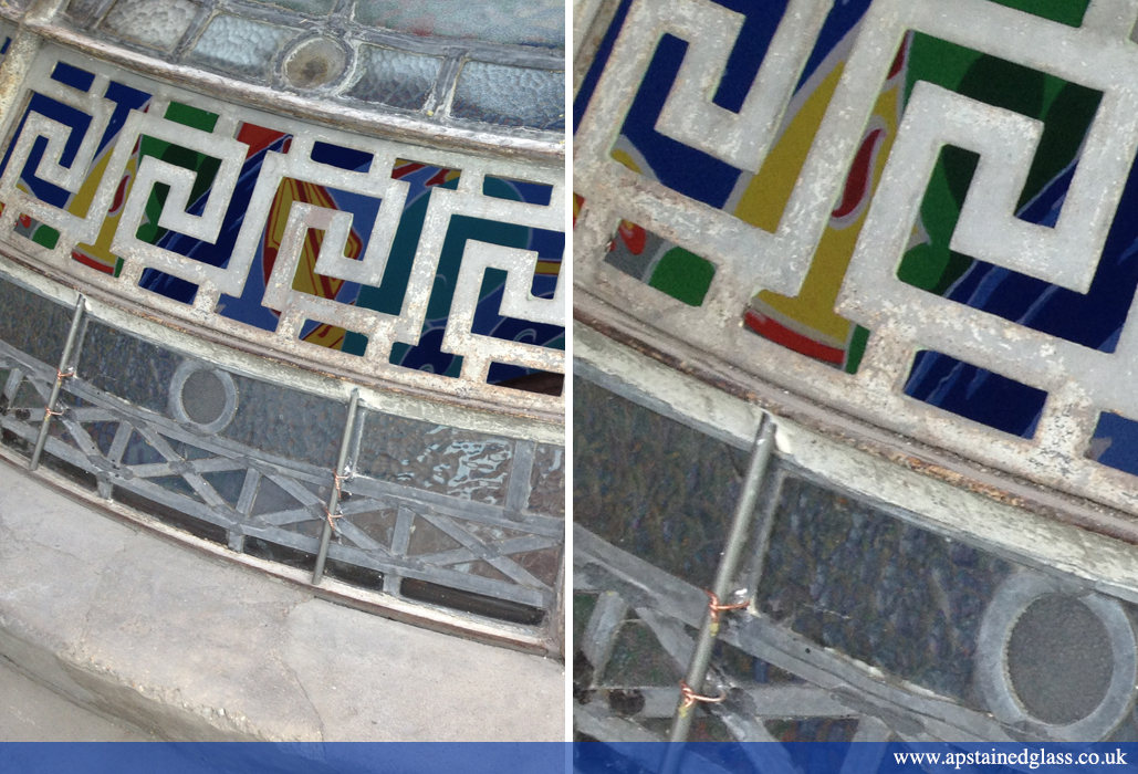 AP Stained Glass Andrew Patch Design and Restoration Retail Premises 1