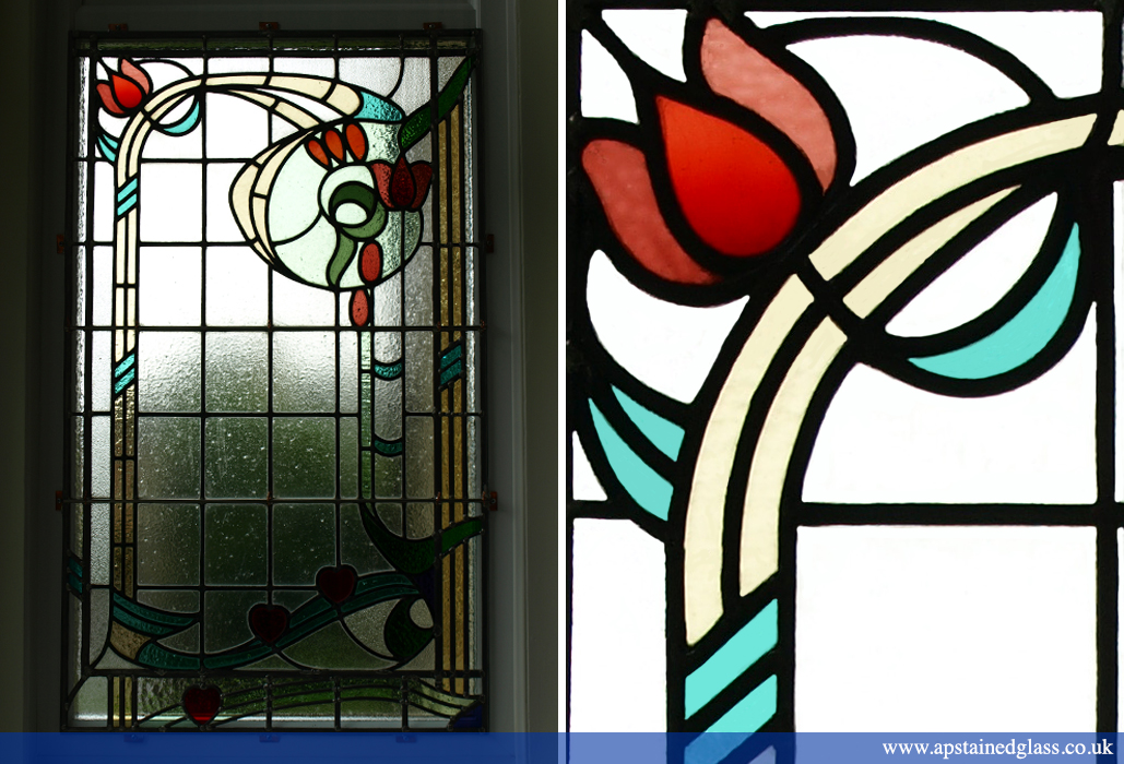 AP Stained Glass Andrew Patch Design and Restoration Windows 1